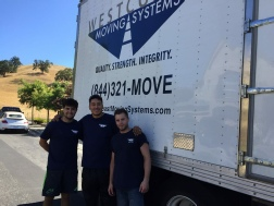 Our moving crews are ready to get the job done