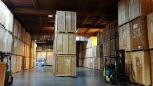 Large storage warehouse to to handle all your belongings